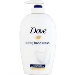 """'6x Dove Savon liquide avec crème hydratante """"Beauty Crème pour tous types de peau–250ml (IwonaTEC, neuf)"""