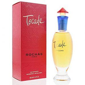 Tocade POUR FEMME par Rochas - 100 ml Eau de Toilette Vaporisateur (Parfums de Sauvat, neuf)