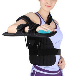 Support D'abduction D'épaule Support De Coude Attelle Humérus Dislocation Fixation Protecteur D'articulation Réglable (FYWD Personal Health/Health Care, neuf)