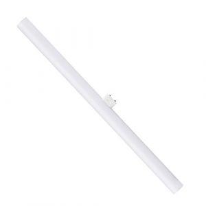 NCC-Licht Tube à LED blanc chaud 2700K 500 lm, 8W correspond à 60W 1culot S14S 50cm (ncc-design, neuf)