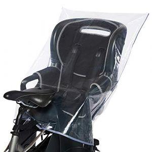 Diago Housse de pluie pour siège de vélo pour enfant (Euret, neuf)