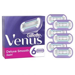 Lames de rasoir Gillette Venus SwirlÂ–Lot de 6 (Nieboo, neuf)