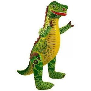 Dinosaure Gonflable 76cm (Shop Inc, neuf)