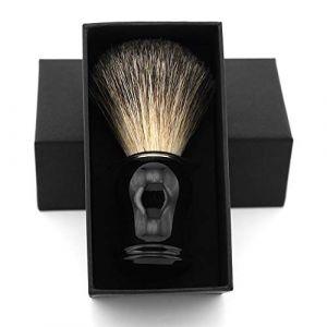 Peigne barbe barbe brosse en bois barbe brosse pour le nettoyage barbe barbe brosse à barbe brosse à barbe brosse à barbe homme forme peigne (kuing ai, neuf)