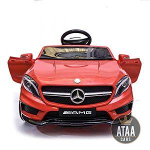 ATAA CARS Mercedes GLA 12v Voiture électrique pour Enfant avec Télécommande- Rouge (ATAA, neuf)