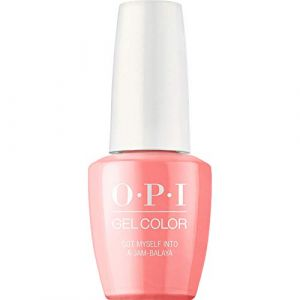 OPI GelColor - Spring 2016 New Orleans Collection - Got Myself Into A Jam-Balaya - 15ml / 0.5oz (Beauté Be, neuf)