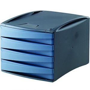 Fellowes Green 2 desk Modules de classement Bleu ( Neuf )