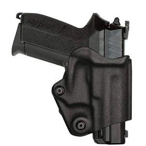 Holster droitier Vegatek Short VKS8 Noir pour H&K SFP9 (T.O.E. CONCEPT, neuf)
