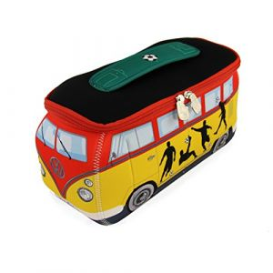 VW Collection by BRISA VW T1 Combi 3D Néoprène Sac Universel - Football Allemagne (Be4Me Ltd., neuf)