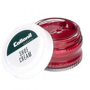 Collonil Shoe Cream, Cirage - Rouge (Rouge), 50 ml (Soin Des Chaussures 24, neuf)