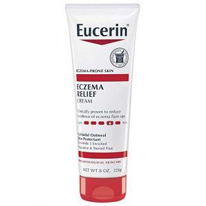 Eucerin Crème pour le corps, l'eczéma relief, 226,8gram (MedClub, neuf)