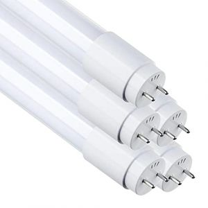 (LA) 5x tube LED 150cm, 24w, couleur blanc froid (6500K). Standard T8 G13 - (52W remplace le tube à gaz) - lumière blanche 6500K - 2200 lumens réels! (LED ATOMANT, neuf)