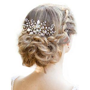 Peigne de cheveux de mariage Yean Accessoires coiffures pour les femmes et les filles (Jovono, neuf)