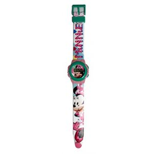 montre enfant disney minnie mickey mouse donald (licence team, neuf)