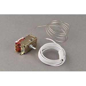 Thermostat pour Réfrigérateur Congélateur 2 Tubes Capillaires K52-L2533 CZN/CZP (e-bsd, neuf)