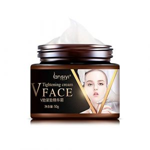 Symeas Crème lifting lifting double visage menton visage en forme de v crème raffermissante hydratante pour le visage Power V-Lifting crème visage raffermissante (Someas, neuf)