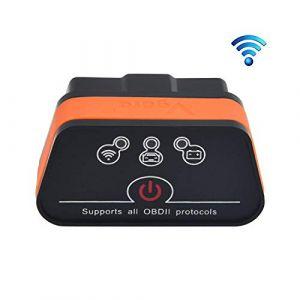 Vgate iCar EOBD OBDII OBD 2Interface de Diagnostic Automobile 2WiFi Android iOS Windows (TonwonEU, neuf)