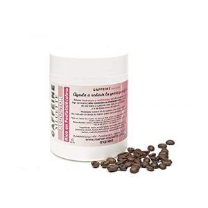 Gel Anti-Cellulite CAFÉINE RÉDUCTEUR XXL Amincissant . à Base d'extraits végétaux et algues : la caféine, Algue Laminaria, vitamine A et E, Guarana à double effet. Tous les Types de Peau - 500ml . (Marion Cosmetics Spain, neuf)