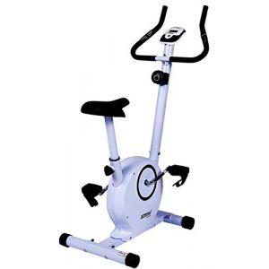 Striale _ Vélo d'appartement magnétique SV-318  8 résistances – Freinage magnétique | Cardiofréquencemètre (CARE FITNESS, neuf)