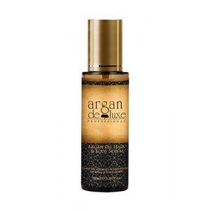 Argan Serum for Faster Hair Growth & Silk Smooth Skin - Argan Oil Hair & Body Serum - 100ml by Argan Deluxe (Raymaks LTD USA, neuf)