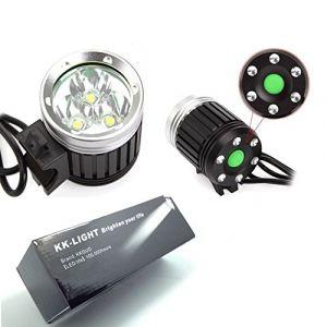 lampe vtt lumens batterie comparer 12 offres. Black Bedroom Furniture Sets. Home Design Ideas