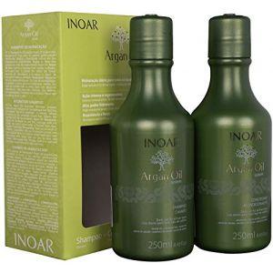 Inoar Argan Kit de Shampooing et Après-shampooing (MULTIMASTER, neuf)