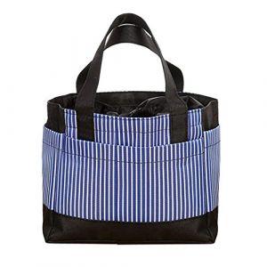 Mamum - Sac Repas Lunch Bag Sac à Déjeuner Sac Fraîcheur Portable Isotherme (bleu) (MAXimum, neuf)