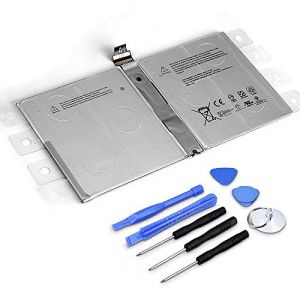 """XITAI 7.5V 38.2Wh 5087mAh DYNR01 G3HTA027H Remplacement Batterie pour Microsoft Surface Pro 4 12.3"""" Tablet (XITAI, neuf)"""