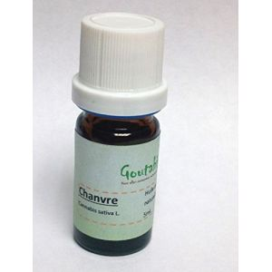 Goutabio - Huile Essentielle de Chanvre - 5ml (GOUTABIO, neuf)