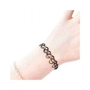 Tatouage extensible rétro bracelet (Simply Gorgeous Direct, neuf)