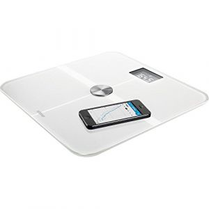 Withings Smart Body Analyzer Pèse-personne Blanc (SmartSalesUK(Basé en Angleterre), neuf)