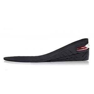 E-Bestar semelle coussin de chaussures intérieurs semelle coussin d'air semelle grandissante séparables pour tous les gens et presque tous les tailles (Cherry Times, neuf)