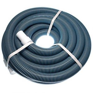 vhbw Tuyau Flexible pour Piscine raccord 32mm 11m pour Skimmer, aspirateur, Filtre - stabilisé UV, résistant au Chlore (ElectroPapa, neuf)