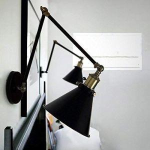 Nostralux ® industriels modernes ajustable Applique murale Lampe Ampoule Applique murale rétro (Guimika, neuf)