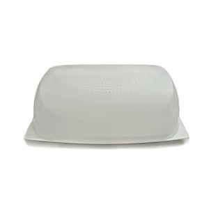 Tupperware 30932 Max Cloche à fromage Blanc A204 Condenspro Cheese fromage (c*riston, neuf)
