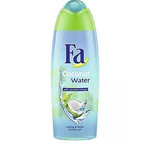 FA Gel Douche pour femme–Coconut Water–Pack de 6x 250ml) (IwonaTEC, neuf)