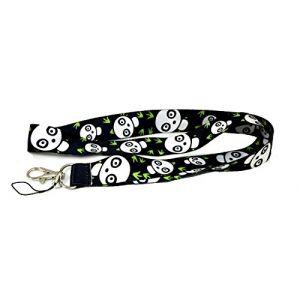 tour de cou logo panda fond noir (Biwi shop (Vendeur Français), neuf)