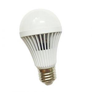 Gazechimp 9W E27 LED Lampe Bulb Capteur Automatique Détecteur de Mouvement Radar Infrarouge (BAOSITY, neuf)