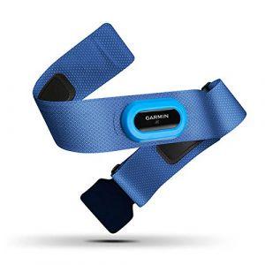 Garmin - Ceinture Cardio - Fréquencemètre HRM - Swim - Bleu (010-12342-00)