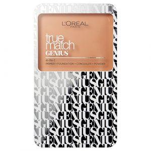 L'oréal Accord Parfait Genius Fond De Teint 4n Beige (maquillagedestar, neuf)