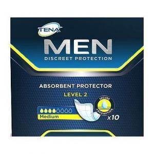 TENA Hommes Niveau 2 Protection - 10 Protège (British Essentials, neuf)