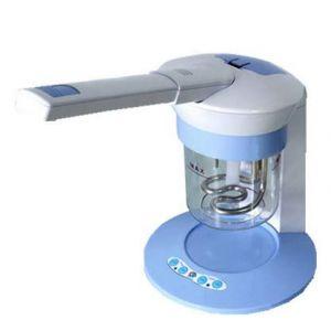 Vapeur pour le visage Portable Ion Vapeur Vapeur D'ozone Soins Du Visage Utilisation À Domicile Aromathérapie Humidificateur US Hot Steamer (vipxinshun, neuf)