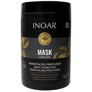 INOAR Brésilien Masque Capillaire Protéine et Macadamia (Multimastercom, neuf)