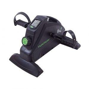 Tunturi Cardio Fit M35 Mini Vélo d'Appartement Freinage magnétique / Pédales Trainer Appareil d'exercice / Trainer Pédalier pour Bras et Jambes / Entraîneur d'exercice de Résistance Réglable (Tunturi, neuf)