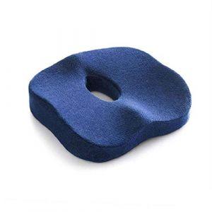 Tampon de décompression hémorroïdes Pad bureau ergonomique sedentaire coussin respirant,Blue (Cangyana Personal&care shop, neuf)