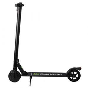 PRIXTON Eco Urban Scooter SCO652 - Scooter électrique/Trottinette électrique de 6,5 Pouces pour Adulte Unisexe Noir (PRIXTON, neuf)