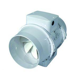 Extracteur d'air Vents TT 125 Dual Fan 220/280 m³/h (125mm) (Semillalandia, neuf)