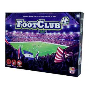 FootClub - jeu de cartes, édition révisée (KEYLUGEN, neuf)