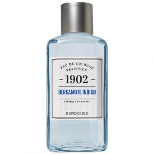 BERDOUES 1902 Tradition Bergamote Indigo - Eau de Cologne 480ml