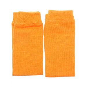 Guêtres fluo orange - Taille TU